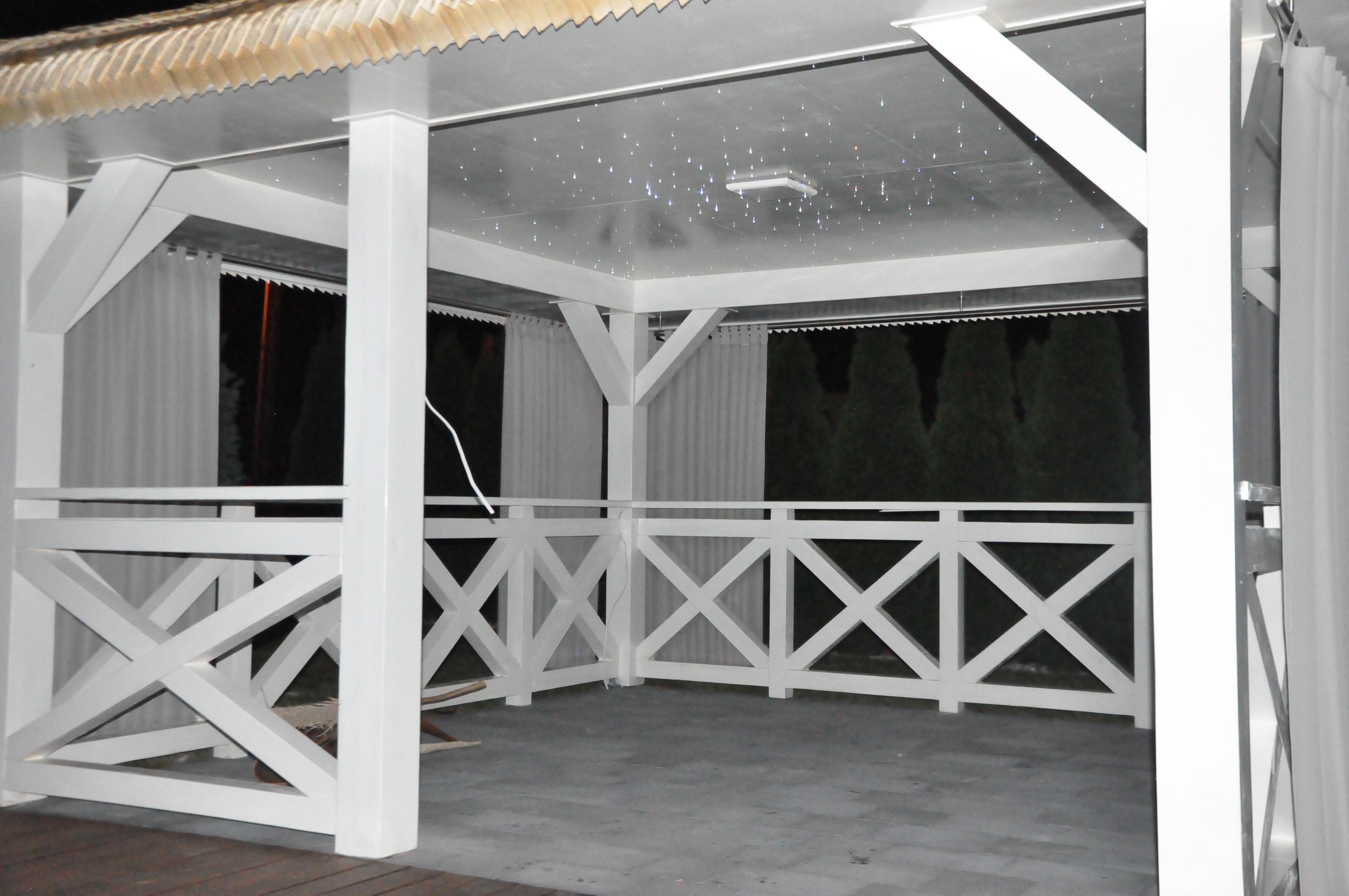 altana nowoczesna - wiór osikowy