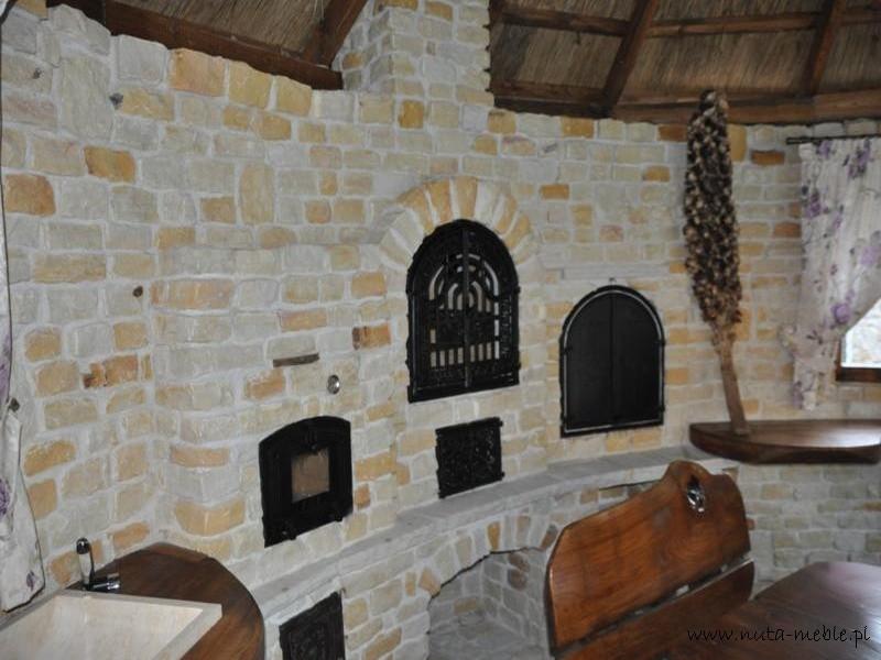 altana, grill, wędzarnia, piec chlebowy